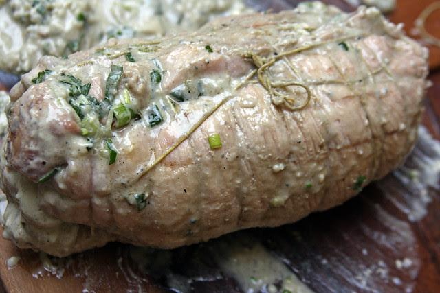 Matambre de Cerdo Arrollado al Roquefordt 099