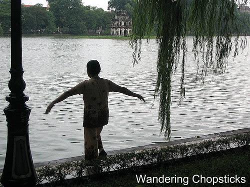 Ho Hoan Kiem (Returned Sword Lake) - Hanoi - Vietnam 3