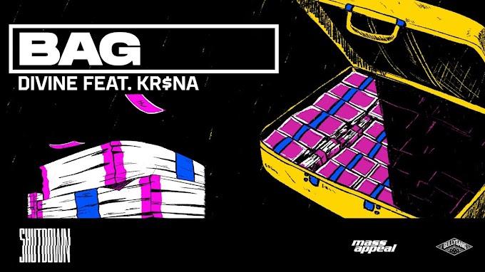 DIVINE Feat. KR$NA - Bag song lyrics