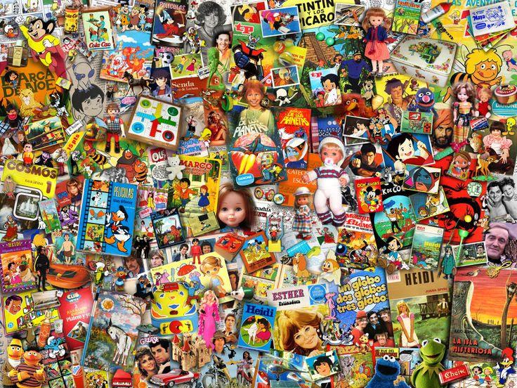 Juguetes de los años 70. Toys in the seventies :-)