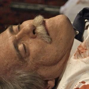 """Pai da facção, Gibson é assassinado na reta final de """"A Regra do Jogo"""""""