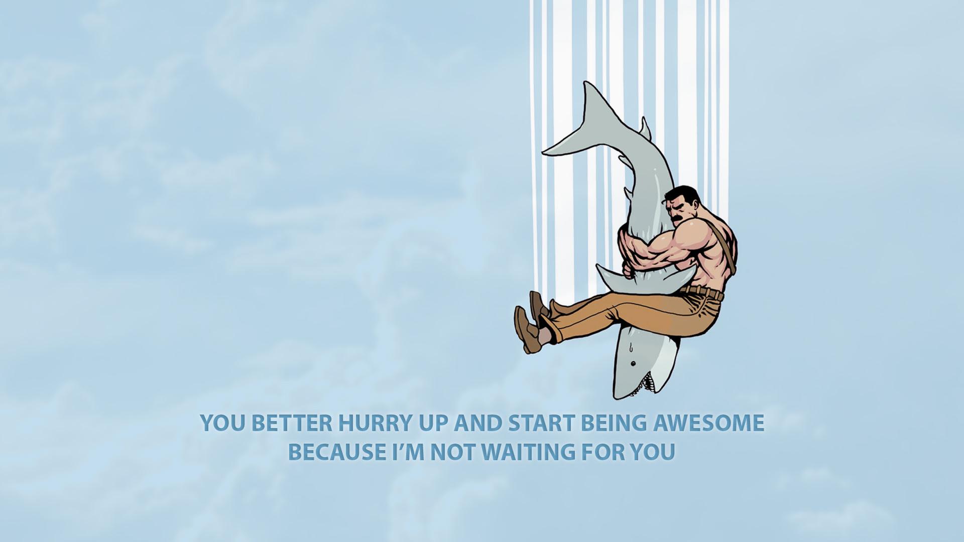 Funny Motivational Wallpapers | PixelsTalk.Net