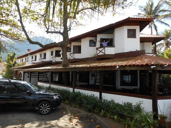 hotel near Sao Sebastiao (Sao Paulo) Barequeçaba Praia Hotel
