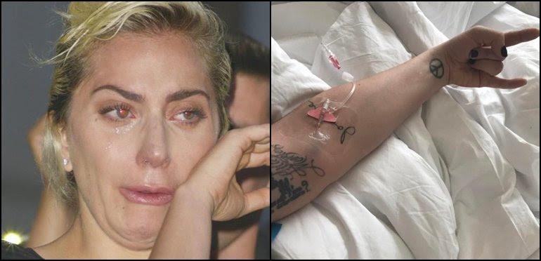 Lady Gaga devastada por su enfermedad