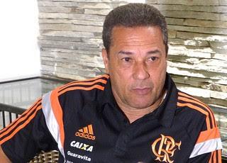 Vanderlei Luxemburgo, Flamengo (Foto: Cahê Mota)