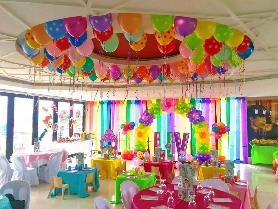 39 Birthday Party Venue Decoration Ideas Important Inspiraton