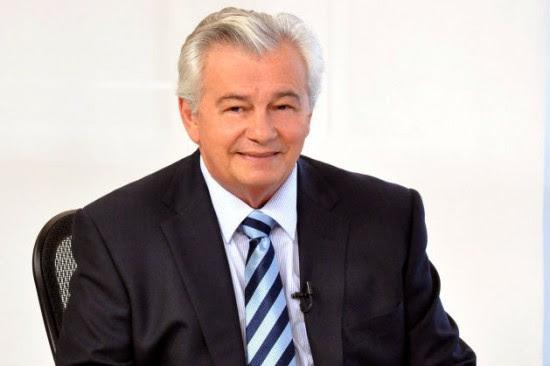 Arnaldo Melo, novo diretor nacional da Funasa