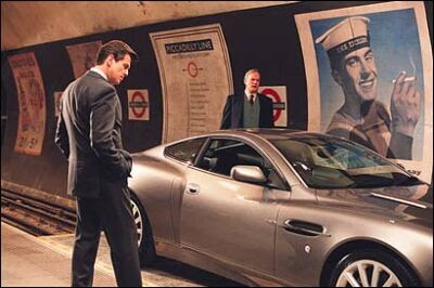Vauxhall Cross in Die Another Day