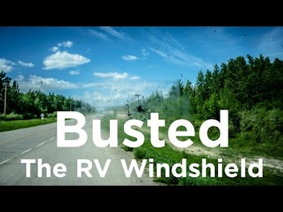 Gone with the Wynns videos: Busted Windshields, Alaskan Camping, Chicago Biking & Tow Cars