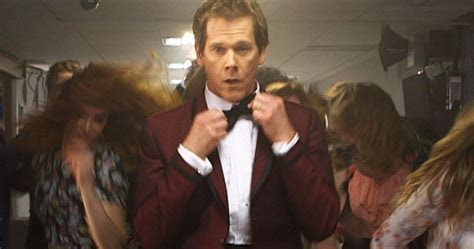 Kevin Bacon Does His Footloose Dance 30 Years Later on The
