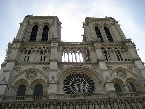 La Cathédrale Notre Dame de Paris