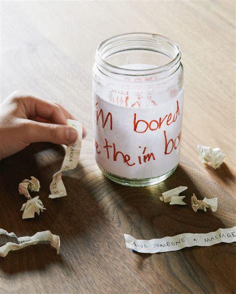 idea im bored jar  cup  jo