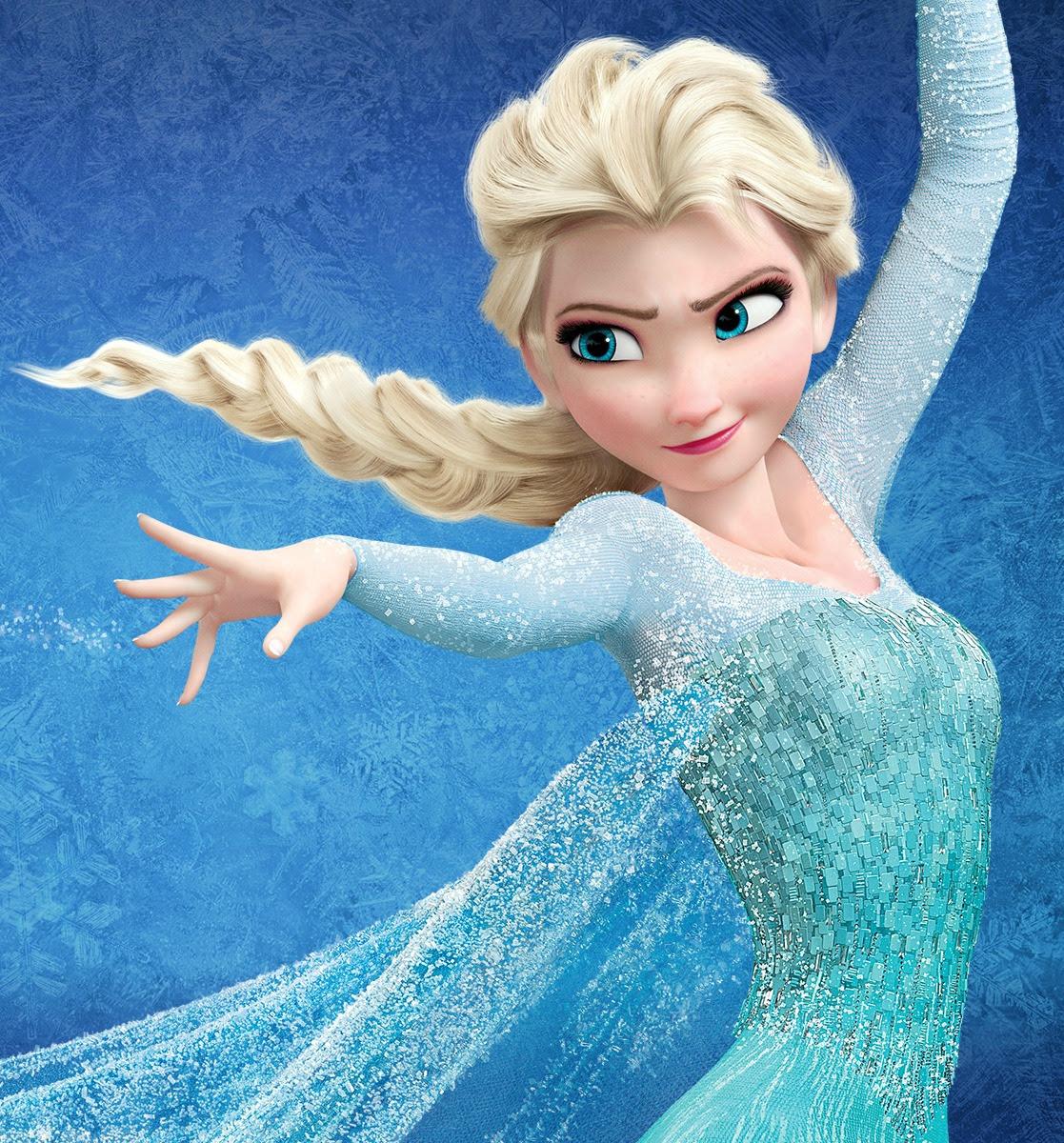 Queen Elsa - Disney Princess Wallpaper (36951286) - Fanpop
