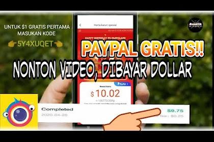 Aplikasi Penghasil Saldo Paypal Tercepat Gratis!