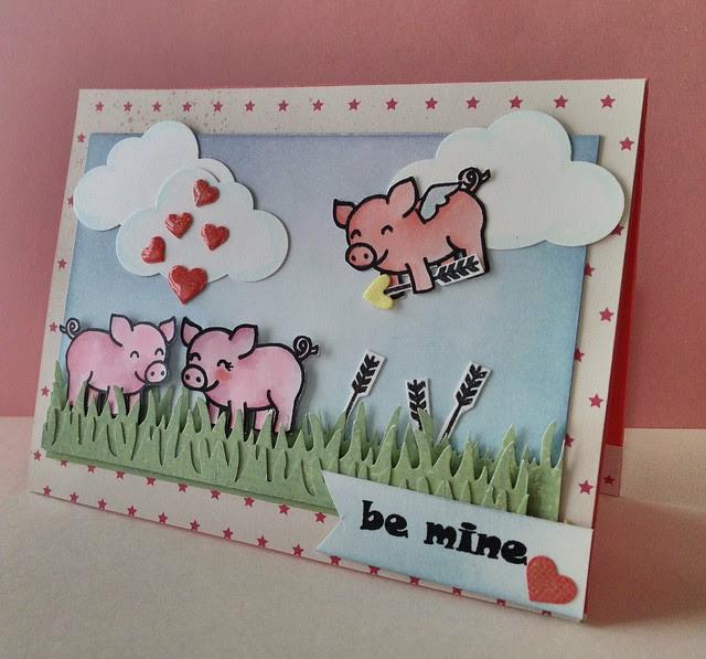 Piggy Love!