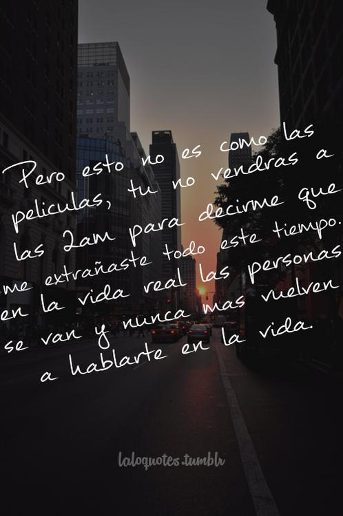 Frases Real Amor Vida Frases De Amor Peliculas Nunca Que Pajaaaa
