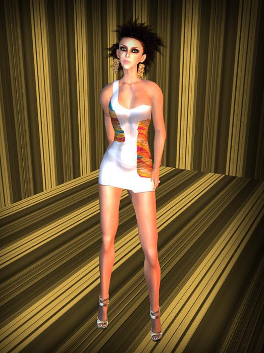Hucci Gift Dress