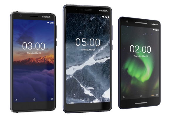 Nokia's new budget smartphone has front-facing stereo speakers and 2-day battery life