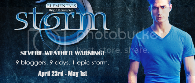 SEVERE WEATHER WARNING: 9 Bloggers, 9 Days, 1 Epic Storm
