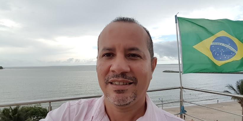 Tristeza! Blogueiro Robert Lobato morre em Brasília