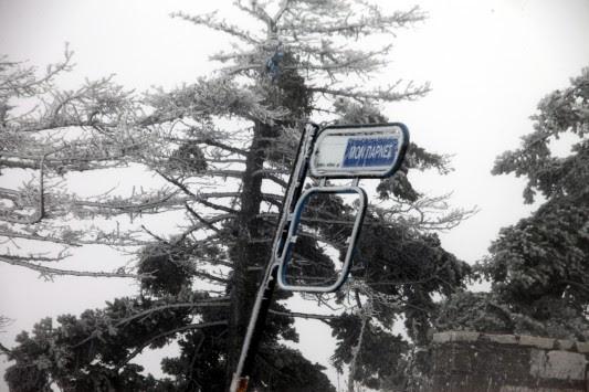 Νέο έκτακτο δελτίο επιδείνωσης του καιρού: ο χιονιάς έρχεται απόψε! Κρύο, χιόνια και άνεμοι 10 μποφόρ