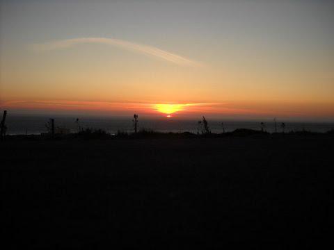 Pôr do Sol -Charneca by afonso09