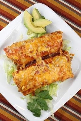 Easy  Delicious Beef Enchiladas