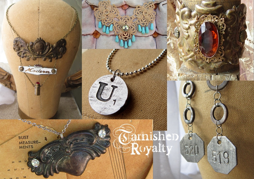 Jewelry by Tarnished Royalty