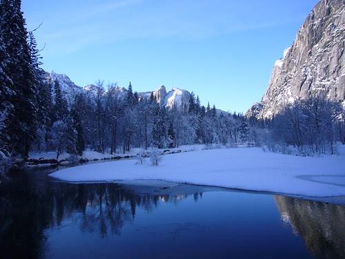in Yosemite Valley