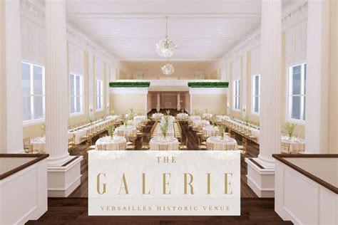 The Galerie   Venue   Versailles, KY   WeddingWire