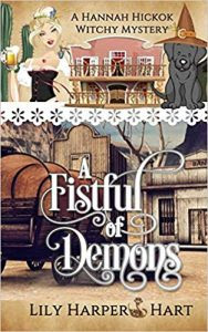 A Fistful of Demons by Lily Harper Hart