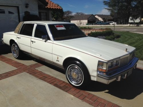 Purchase used 1979 CADILLAC SEVILLE - LIMITED EDITION ...