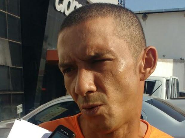 João Neto Tomás de Sousa era foragido da Delegacia da cidade de Godofredo Viana (Foto: Divulgação/SSP-MA)