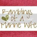 Ramblings of a Marine Wife