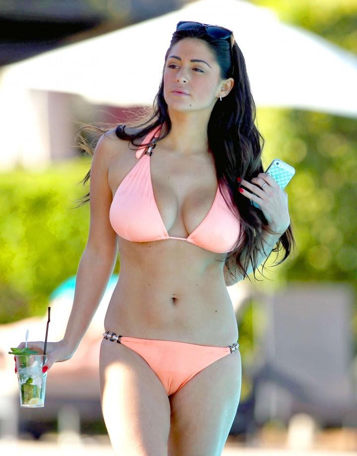 Casey Batchelor in a bikini -06