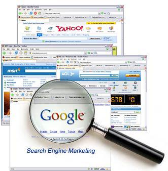 lista de motores de busca