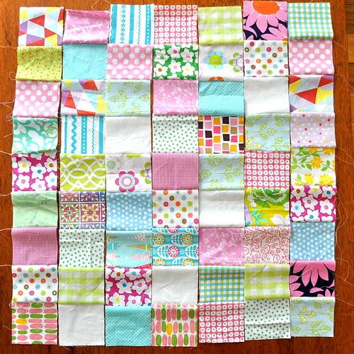 baby quilt tutorial