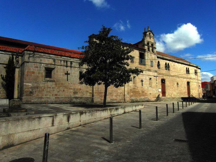 Resultado de imagen de Convento de Santa Clara monforte de lemos