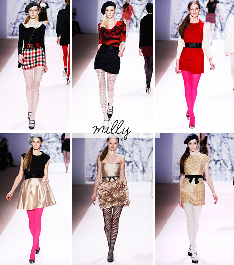 milly fall 2010 ready to wear collection from new york fashion week
