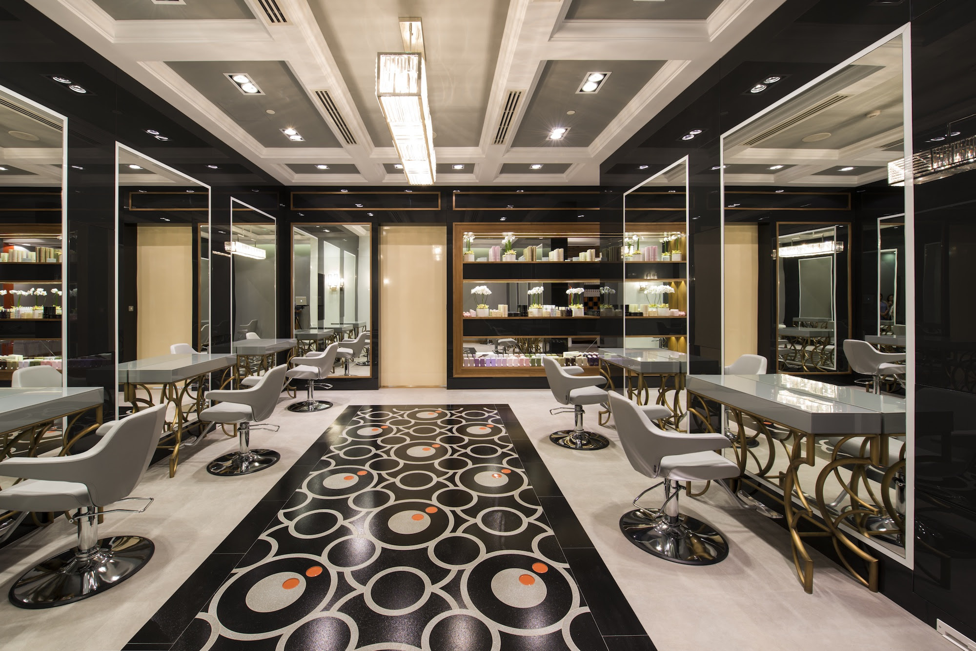Marquee now showing – Glamorous new Hair Salon launches in the UAE ...