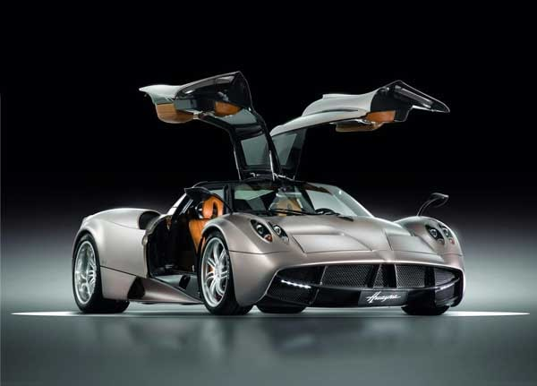 The 10 most expensive cars in the world-Latest World News
