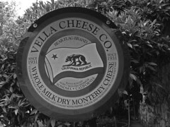 Vella Cheese Company - Sign
