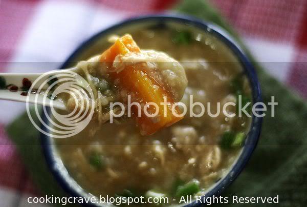Chicken Congee2