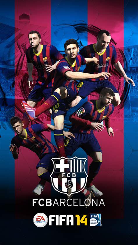 fc barcelona fifa  wallpaper