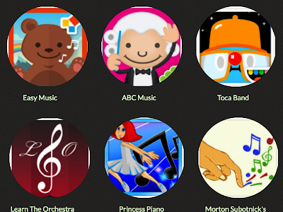Some of The Best Music Apps for Elementary Students