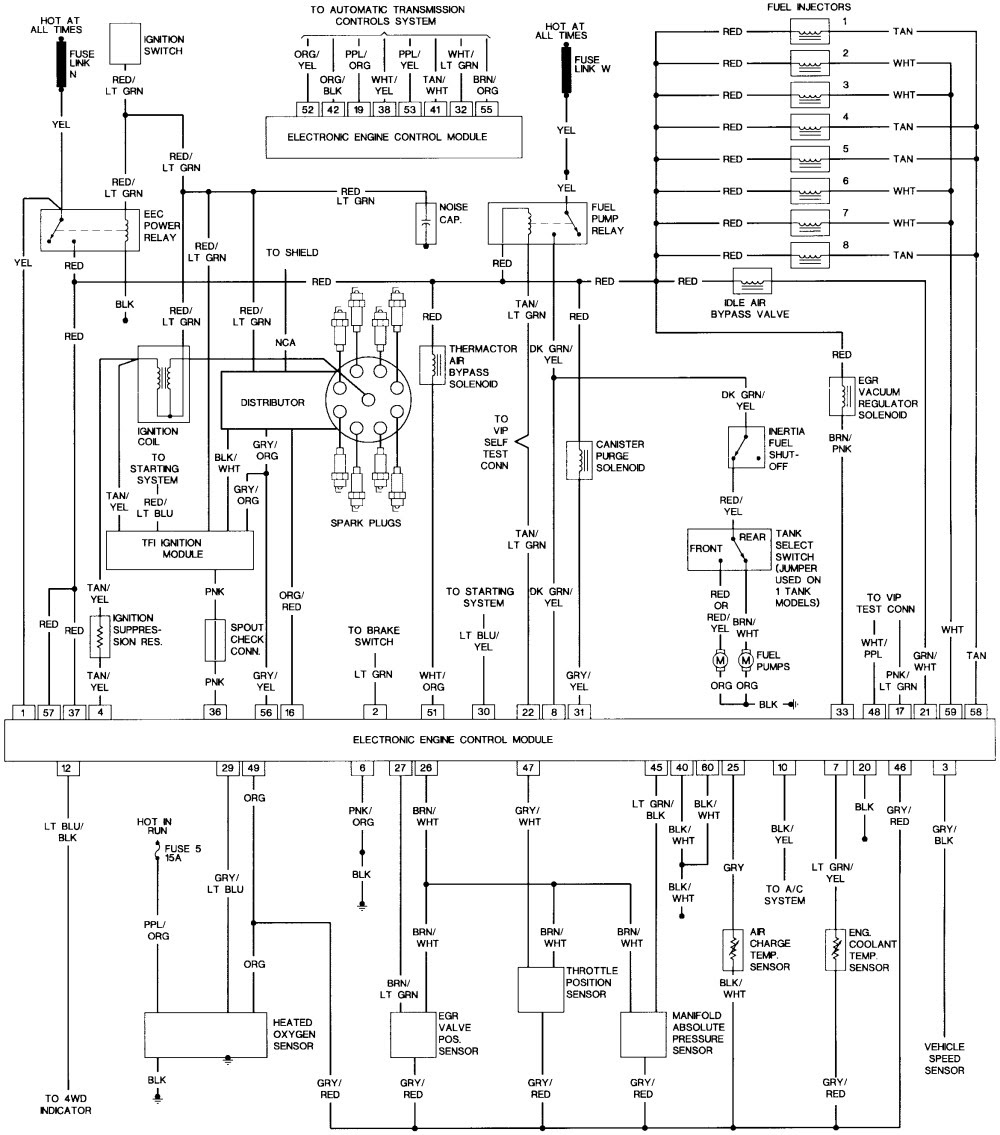 Ford F800 Wiring Schematic - Wiring Diagram | 1980 Ford F800 Dump Truck Wiring Diagram |  | cars-trucks24.blogspot.com
