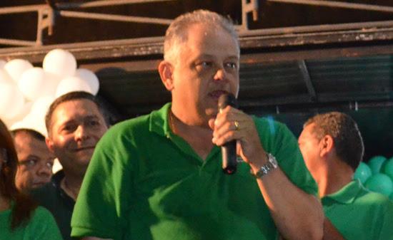 Resultado de imagem para prefeito de Nova Cruz, Flávio Azevedo Rodrigues de Aquino.