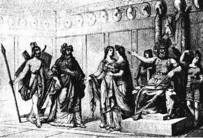 Los Aesir Los Ases Mitología Nórdica Mitología Escandinava