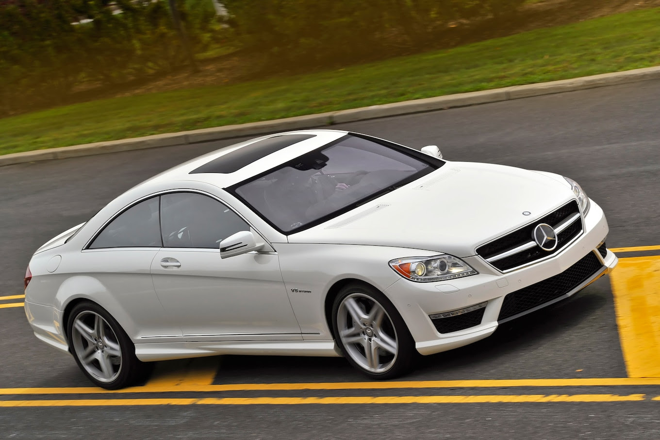 2013 Mercedes-Benz CL-Class Reviews and Rating | Motor Trend