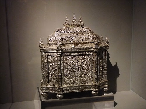 Reliquary-Casket of Saint Francis Xavier - Cofre-Relicário de São Francisco Xavier - 1686-1690